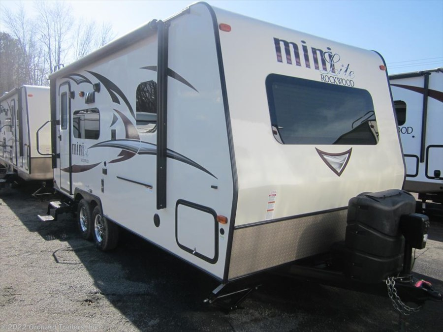 2017 Forest River Rockwood Mini Lite 2109S