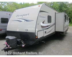 #201291 - 2016 Keystone Passport Ultra Lite Grand Touring 3320BH
