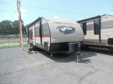 2018 Forest River Cherokee Grey Wolf  26BHSE