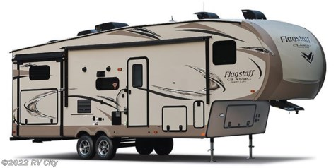 2018 Forest River Flagstaff Super Lite/Classic  8529FLS