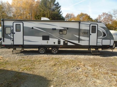 2017 Forest River Vibe Extreme Lite  277 RLS