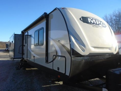 2017 Cruiser RV MPG  3700 RE
