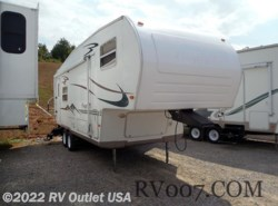 Used 2006  Forest River Flagstaff 8524CBS by Forest River from RV Outlet USA in Ringgold, VA