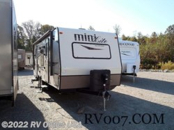 2015 Forest River Rockwood Mini-Lite 2502KS