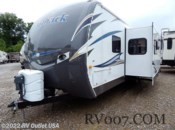 Used 2012  Keystone Outback 279RB by Keystone from RV Outlet USA in Ringgold, Virginia