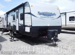 New 2017  Keystone Summerland 2820BH by Keystone from RV Outlet USA in Ringgold, VA