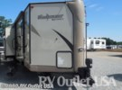 2017 Forest River Rockwood Windjammer 3025W
