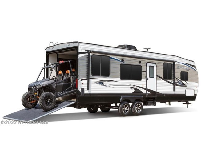 Stock Image for 2017 Jayco Octane Super Lite 260 (options and colors may vary)