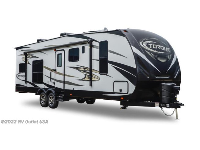 Stock Image for 2017 Heartland RV Torque XLT TQ T31 (options and colors may vary)