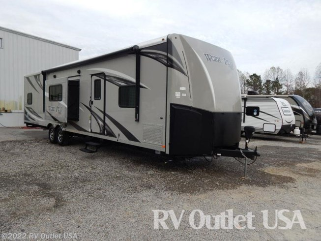 Excellent 2017 Forest River RV Work And Play 34WRS For Sale In