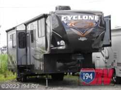 New 2015 Heartland RV Cyclone CY 4000 available in Wadsworth, Illinois