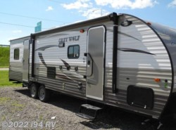 New 2016  Forest River Grey Wolf 27RR by Forest River from i94 RV in Wadsworth, IL