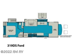 New 2016  Coachmen Leprechaun 319DS Ford by Coachmen from i94 RV in Wadsworth, IL