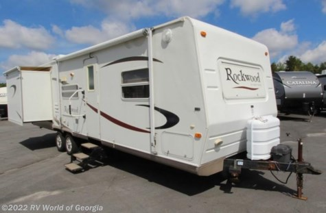 2006 Forest River  8318SS
