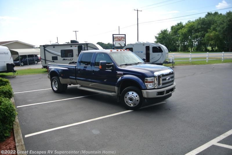 2008 ford rv f450 king ranch for sale in gassville ar. Black Bedroom Furniture Sets. Home Design Ideas
