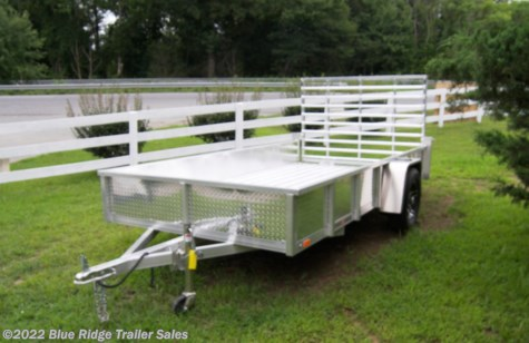 New 2019 Sport Haven AUT - DS 5x8 Aluminum Deluxe Solid Sides For Sale by Blue Ridge Trailer Sales available in Ruckersville, Virginia