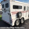 Blue Ridge Trailer Sales 2015 2015 2H BP with Dress 7'6 Tall x 6 Wide  Horse Trailer by Gore Trailers | Ruckersville, Virginia