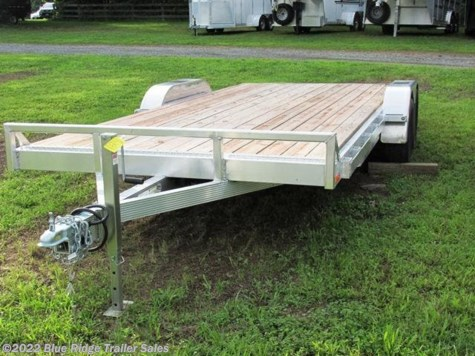 New 2018 Sport Haven 18' 7K 16+2 Wood Deck Car Hauler For Sale by Blue Ridge Trailer Sales available in Ruckersville, Virginia