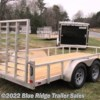 Blue Ridge Trailer Sales 2018 AUT 7x16 TA Open Sides  Landscape by Sport Haven | Ruckersville, Virginia