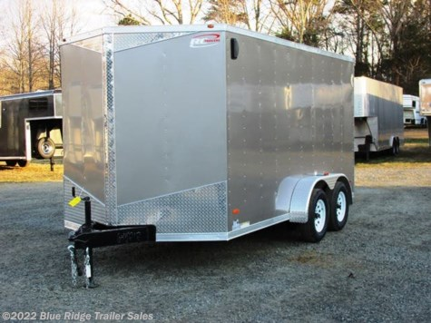 "New 2019 Royal Cargo 7x14 V-Nose 6'6""Tall For Sale by Blue Ridge Trailer Sales available in Ruckersville, Virginia"
