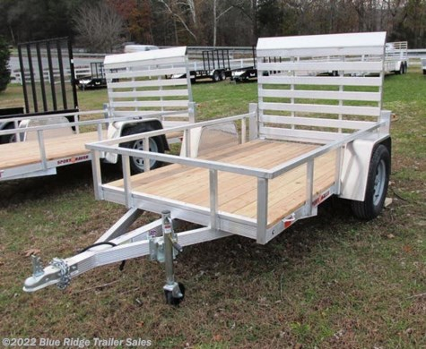 New 2019 Sport Haven 5x8  AUT Aluminum Open Sides For Sale by Blue Ridge Trailer Sales available in Ruckersville, Virginia