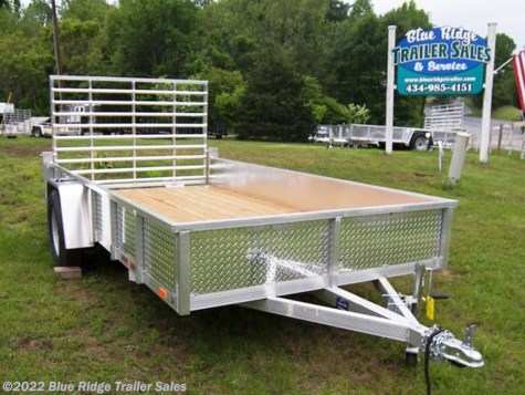 New 2019 Sport Haven AUT 6x12 Aluminum Solid Side For Sale by Blue Ridge Trailer Sales available in Ruckersville, Virginia