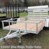 New 2019 Sport Haven AUT 6x12  Open Side For Sale by Blue Ridge Trailer Sales available in Ruckersville, Virginia