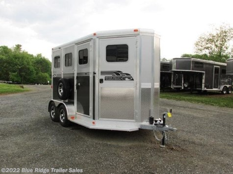 "New 2018 River Valley 2H BP with 3' Dress 7'6 x6'8"" For Sale by Blue Ridge Trailer Sales available in Ruckersville, Virginia"