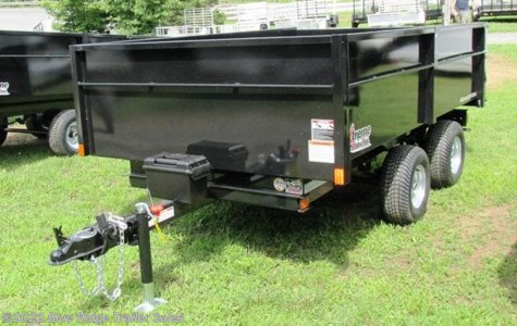 "New 2018 Extreme Road & Trail XRT-4 5.5x9 24"" Sides 2-Way Gate For Sale by Blue Ridge Trailer Sales available in Ruckersville, Virginia"
