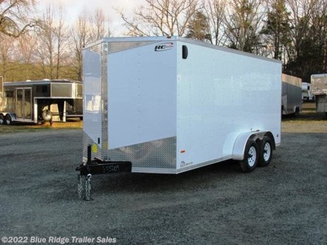 "New 2019 Royal Cargo 7x16 TA 6'6"" Tall with Ramp For Sale by Blue Ridge Trailer Sales available in Ruckersville, Virginia"