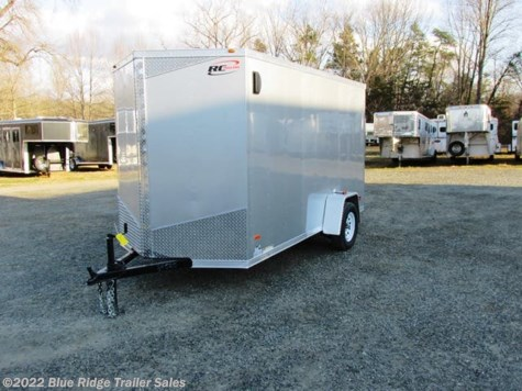 "New 2018 Royal Cargo 6x10 Single Axle v-nose 6'6"" tall For Sale by Blue Ridge Trailer Sales available in Ruckersville, Virginia"