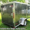 "Blue Ridge Trailer Sales 2019 6x12, 6'6"" Tall, Ramp SA  Cargo Trailer by Royal Cargo 