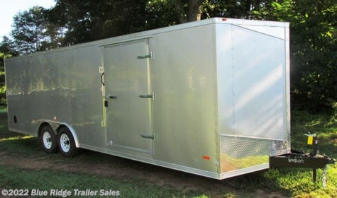 "New 2019 Royal Cargo 8.5 x 24 TA Car Hauler 6'6"" Tall For Sale by Blue Ridge Trailer Sales available in Ruckersville, Virginia"