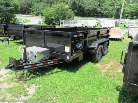 New 2019 CAM Superline 6x12 Standard Duty 12K 3-Way Gate For Sale by Blue Ridge Trailer Sales available in Ruckersville, Virginia
