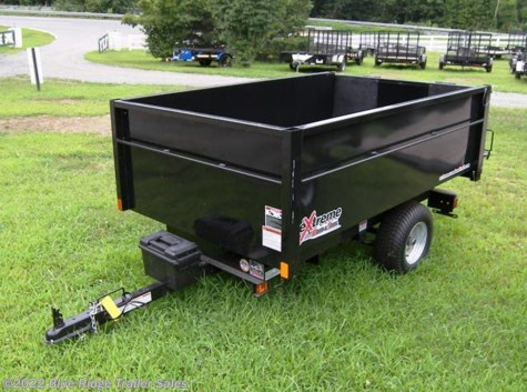 "New 2019 Extreme Road & Trail XRT-2 4x7 2 Way Gate 24"" Sides For Sale by Blue Ridge Trailer Sales available in Ruckersville, Virginia"