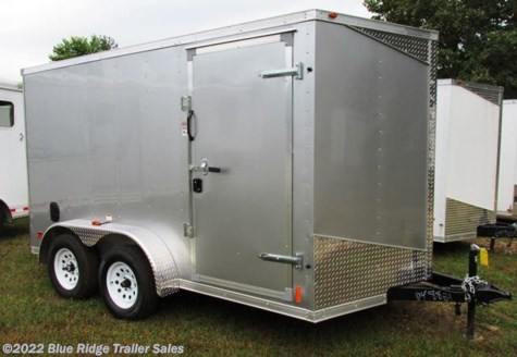 "New 2019 Royal Cargo 7x12 TA 6'6"" Tall For Sale by Blue Ridge Trailer Sales available in Ruckersville, Virginia"