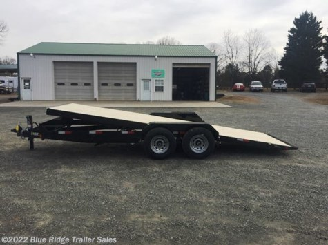 New 2019 Rice Trailers Magnum 20' Full Tilt Car Trailer 7K For Sale by Blue Ridge Trailer Sales available in Ruckersville, Virginia