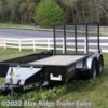 New 2019 Rice Trailers Stealth 7x16 Tandem For Sale by Blue Ridge Trailer Sales available in Ruckersville, Virginia