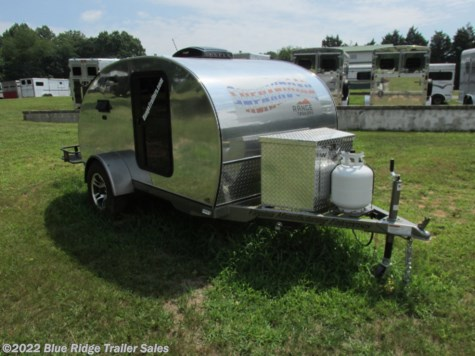 New 2017 Range Trailers Demo Tear Drop Trailers For Sale by Blue Ridge Trailer Sales available in Ruckersville, Virginia