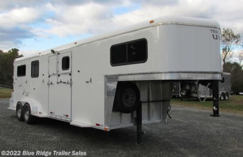 "Used 2014 Trailers USA 2+1 GN w/Dress 7'6""x6'8\"" For Sale by Blue Ridge Trailer Sales available in Ruckersville, Virginia"