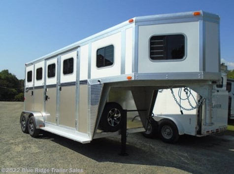 New 2020 River Valley 2H GN w/Dress For Sale by Blue Ridge Trailer Sales available in Ruckersville, Virginia