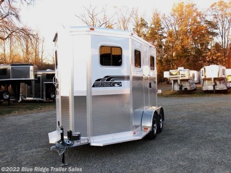 New 2019 River Valley 2H BP with No Dress For Sale by Blue Ridge Trailer Sales available in Ruckersville, Virginia