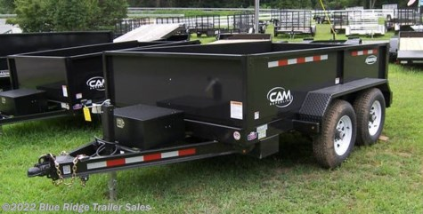 New 2019 CAM Superline Advantage 6x10 10K 2 Way Gate For Sale by Blue Ridge Trailer Sales available in Ruckersville, Virginia