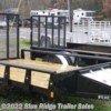 2019 Rice Trailers 5x8 SA Pipe Top w/4' Gate  - Utility Trailer New  in Ruckersville VA For Sale by Blue Ridge Trailer Sales call 434-985-4151 today for more info.