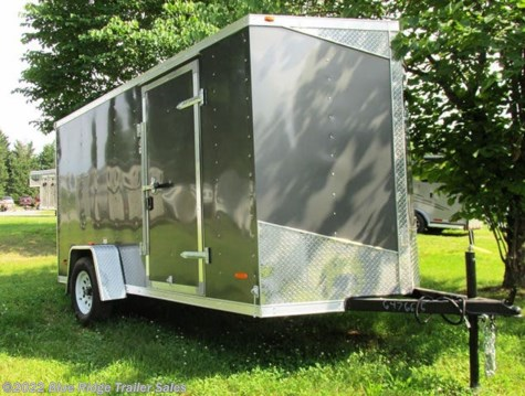 "New 2019 Royal Cargo 6x10 6'6"" Tall SA For Sale by Blue Ridge Trailer Sales available in Ruckersville, Virginia"