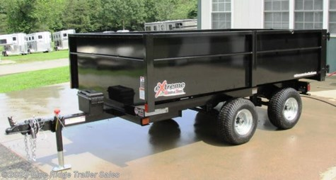 New 2019 Extreme Road & Trail 5.5x9 XRT-424 Barn Door w/Ladder Ramps For Sale by Blue Ridge Trailer Sales available in Ruckersville, Virginia