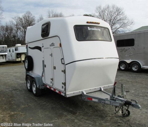 "Used 2007 Brenderup 2H BP w/Insta Tack 7'4""x5'6\"" For Sale by Blue Ridge Trailer Sales available in Ruckersville, Virginia"