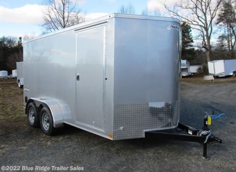 "New 2019 Haulmark Transport 7x14 TA 6'6"" Tall For Sale by Blue Ridge Trailer Sales available in Ruckersville, Virginia"