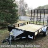 New 2019 Rice Trailers 6x12 Pipe Top SA w/5' Gate For Sale by Blue Ridge Trailer Sales available in Ruckersville, Virginia