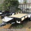 Blue Ridge Trailer Sales 2019 6x12 Pipe Top SA w/5' Gate  Utility Trailer by Rice Trailers | Ruckersville, Virginia